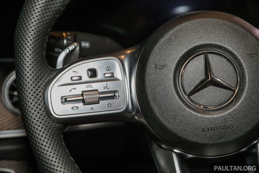 C257 Mercedes-AMG CLS 53 4Matic+ debuts in Malaysia – mild hybrid, Edition 1, from RM806k Image #854699