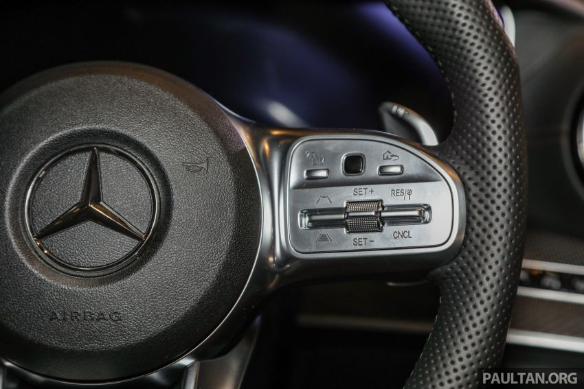 C257 Mercedes-AMG CLS 53 4Matic+ debuts in Malaysia – mild hybrid, Edition 1, from RM806k Image #854700