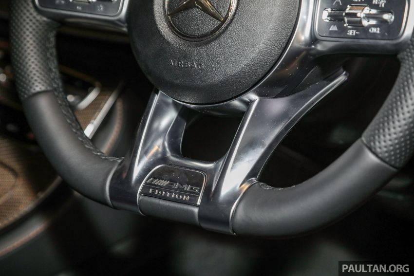 C257 Mercedes-AMG CLS 53 4Matic+ debuts in Malaysia – mild hybrid, Edition 1, from RM806k Image #854701
