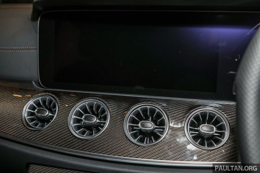 C257 Mercedes-AMG CLS 53 4Matic+ debuts in Malaysia – mild hybrid, Edition 1, from RM806k Image #854703