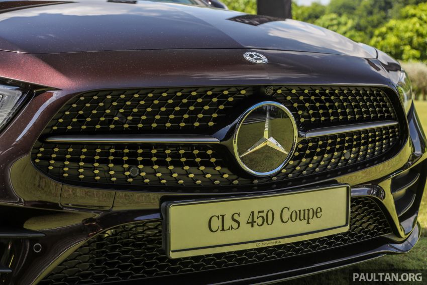 C257 Mercedes-Benz CLS 450 launched in Malaysia – Edition 1 form, RM650k, CLS 350 due later this year Image #854324