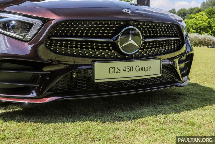 C257 Mercedes-Benz CLS 450 launched in Malaysia – Edition 1 form, RM650k, CLS 350 due later this year Image #854325