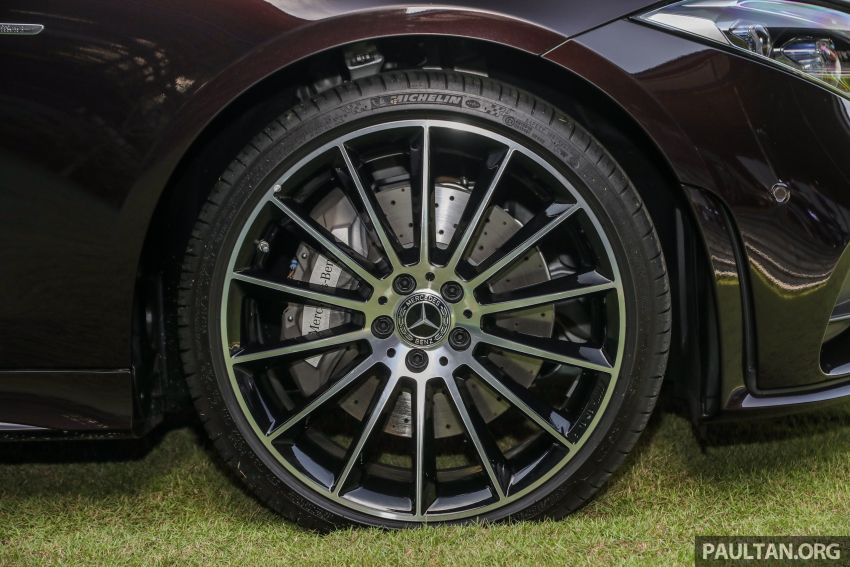 C257 Mercedes-Benz CLS 450 launched in Malaysia – Edition 1 form, RM650k, CLS 350 due later this year Image #854352