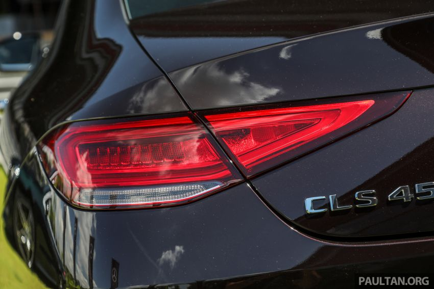 C257 Mercedes-Benz CLS 450 launched in Malaysia – Edition 1 form, RM650k, CLS 350 due later this year Image #854360