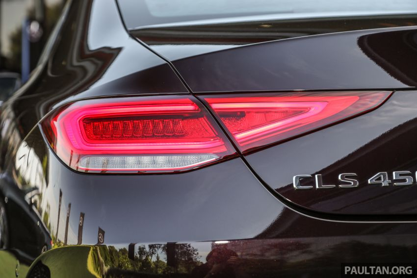 C257 Mercedes-Benz CLS 450 launched in Malaysia – Edition 1 form, RM650k, CLS 350 due later this year Image #854374