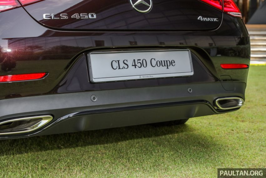 C257 Mercedes-Benz CLS 450 launched in Malaysia – Edition 1 form, RM650k, CLS 350 due later this year Image #854388