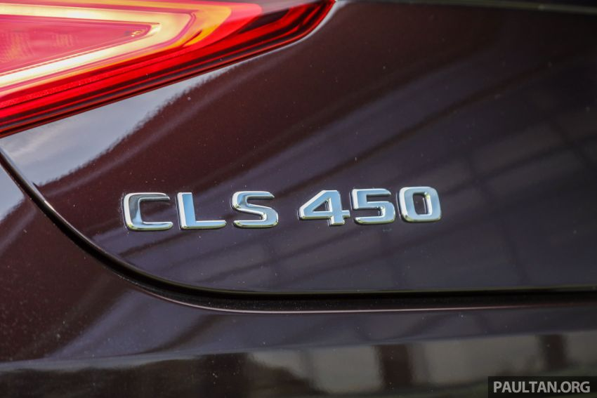 C257 Mercedes-Benz CLS 450 launched in Malaysia – Edition 1 form, RM650k, CLS 350 due later this year Image #854393