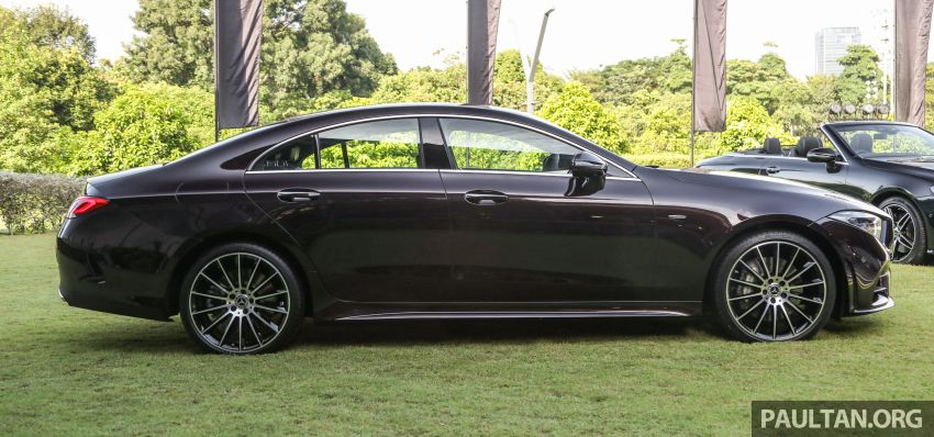 C257 Mercedes-Benz CLS 450 launched in Malaysia – Edition 1 form, RM650k, CLS 350 due later this year Image #854313
