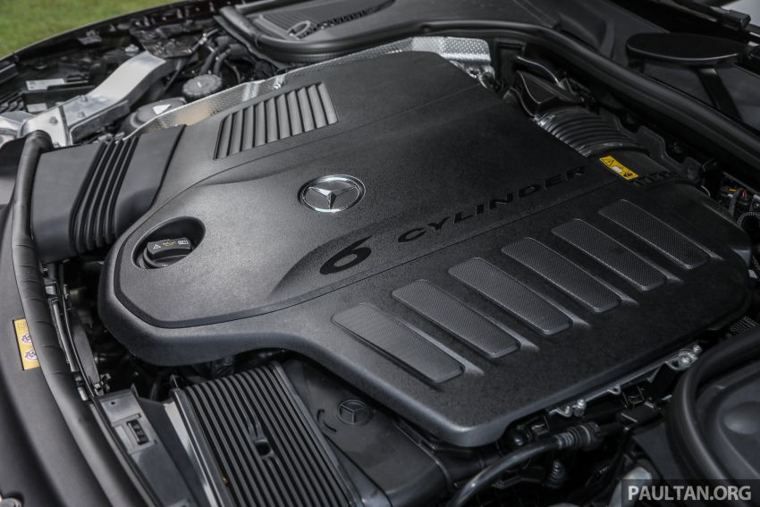 C257 Mercedes-Benz CLS 450 launched in Malaysia – Edition 1 form, RM650k, CLS 350 due later this year Image #854406