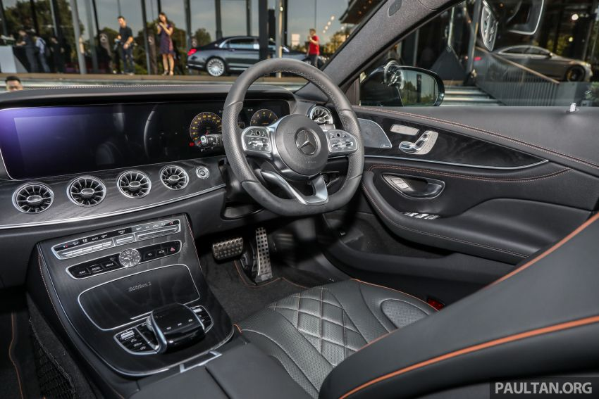 C257 Mercedes-Benz CLS 450 launched in Malaysia – Edition 1 form, RM650k, CLS 350 due later this year Image #854493