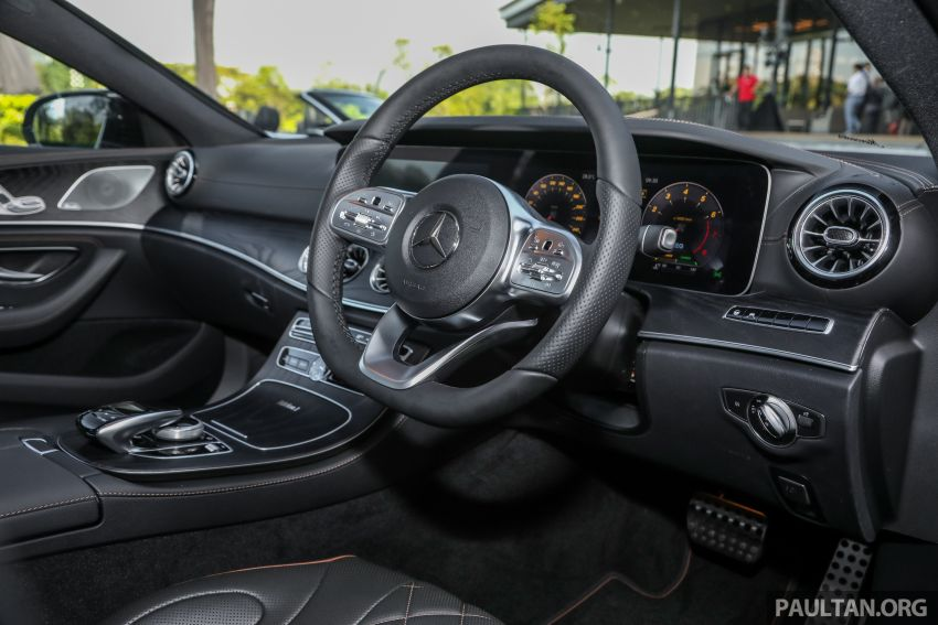 C257 Mercedes-Benz CLS 450 launched in Malaysia – Edition 1 form, RM650k, CLS 350 due later this year Image #854416
