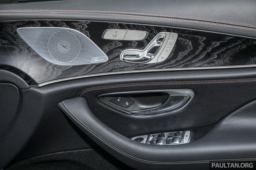 C257 Mercedes-Benz CLS 450 launched in Malaysia – Edition 1 form, RM650k, CLS 350 due later this year Image #854518