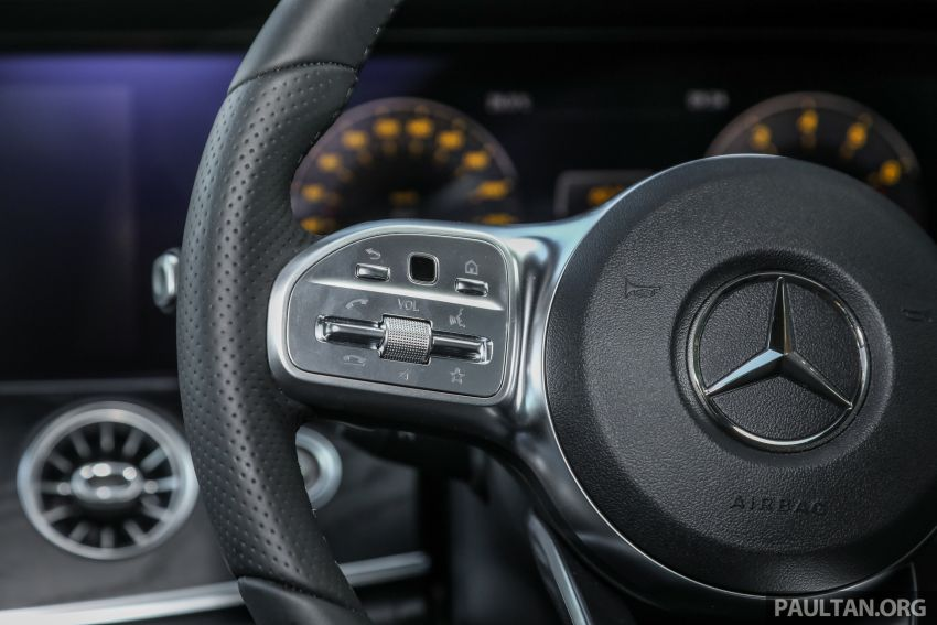 C257 Mercedes-Benz CLS 450 launched in Malaysia – Edition 1 form, RM650k, CLS 350 due later this year Image #854426