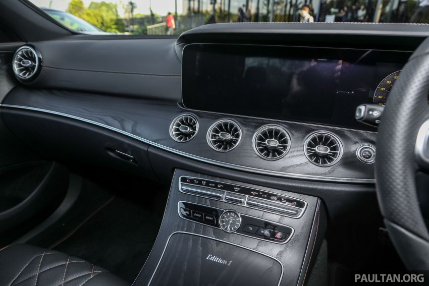 C257 Mercedes-Benz CLS 450 launched in Malaysia – Edition 1 form, RM650k, CLS 350 due later this year Image #854439