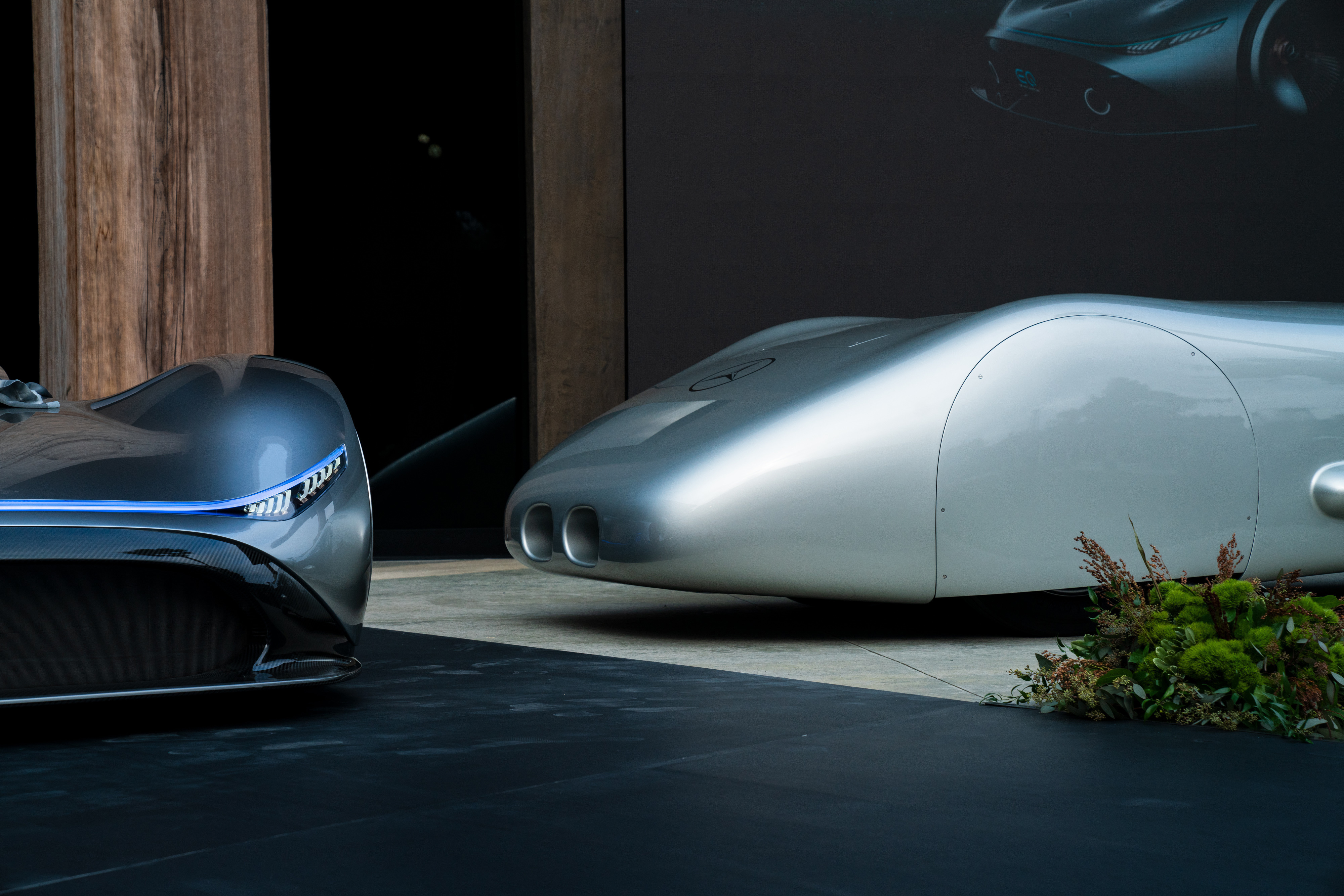 Mercedes Benz Vision EQ Silver Arrow Revealed At Pebble Beach U2013  All Electric, Single Seat, 738 Hp Concept Paul Tan   Image 855406