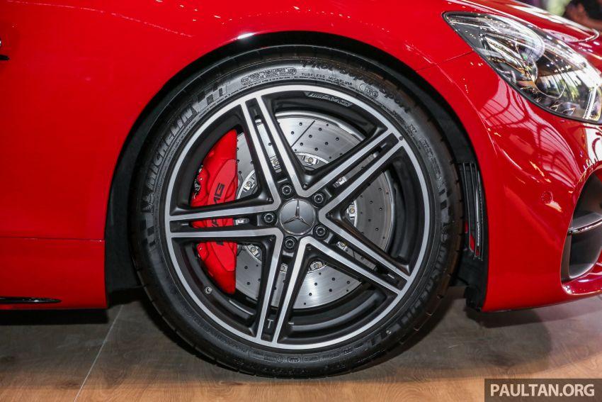 Mercedes-AMG GT C C190 dilancarkan di Malaysia – 557 PS, 0-100 km/j 3.7 saat dan harga dari RM1.46 juta Image #854726