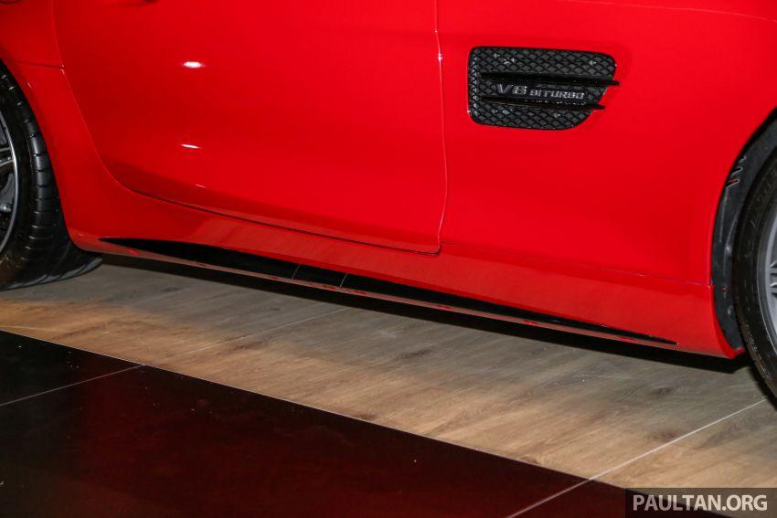 Mercedes-AMG GT C C190 dilancarkan di Malaysia – 557 PS, 0-100 km/j 3.7 saat dan harga dari RM1.46 juta Image #854728