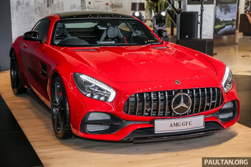 C190 Mercedes-AMG GT C launched in Malaysia – 557 PS, 0-100 km/h in 3.7 seconds, price from RM1.46 mil Image #854371