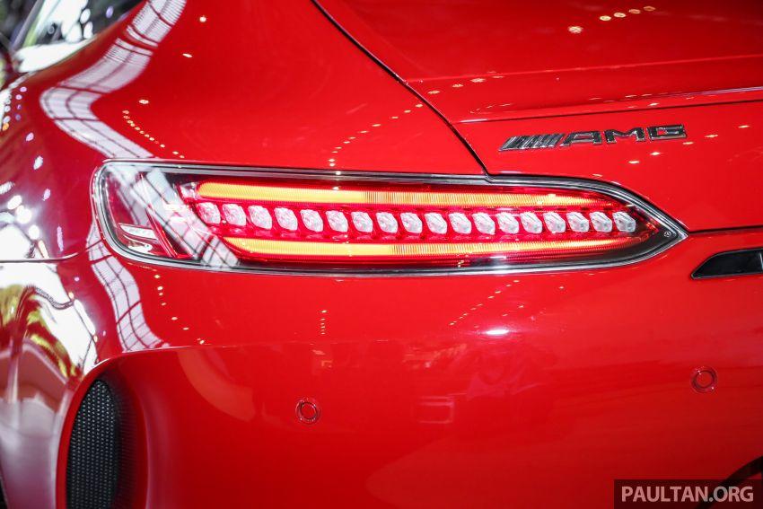 Mercedes-AMG GT C C190 dilancarkan di Malaysia – 557 PS, 0-100 km/j 3.7 saat dan harga dari RM1.46 juta Image #854744