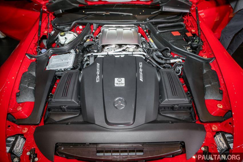 Mercedes-AMG GT C C190 dilancarkan di Malaysia – 557 PS, 0-100 km/j 3.7 saat dan harga dari RM1.46 juta Image #854752