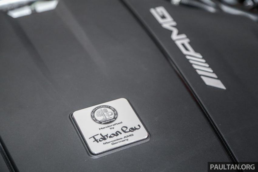 Mercedes-AMG GT C C190 dilancarkan di Malaysia – 557 PS, 0-100 km/j 3.7 saat dan harga dari RM1.46 juta Image #854754