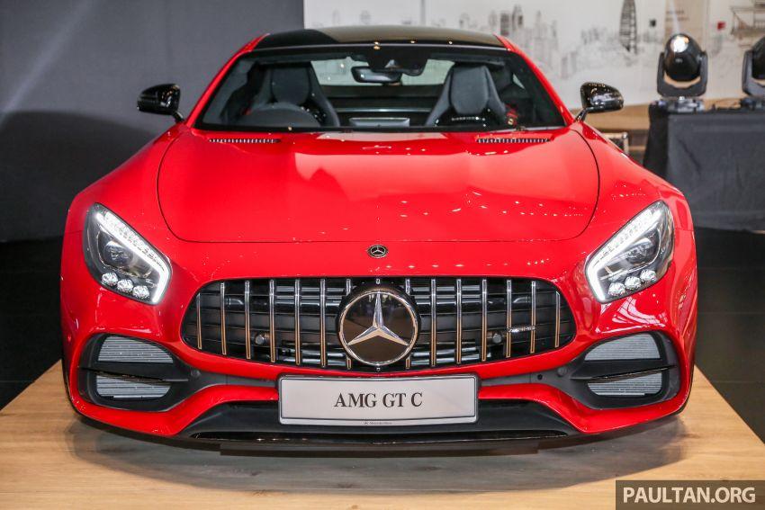 Mercedes-AMG GT C C190 dilancarkan di Malaysia – 557 PS, 0-100 km/j 3.7 saat dan harga dari RM1.46 juta Image #854709