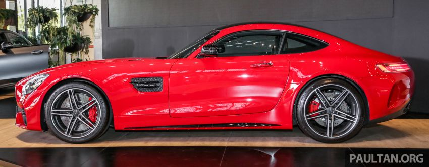 C190 Mercedes-AMG GT C launched in Malaysia – 557 PS, 0-100 km/h in 3.7 seconds, price from RM1.46 mil Image #854392