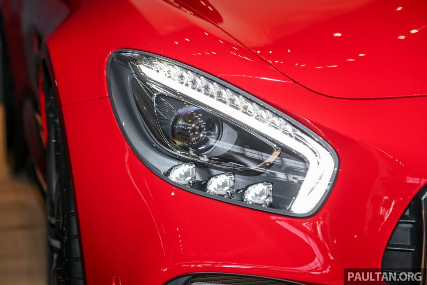 Mercedes-AMG GT C C190 dilancarkan di Malaysia – 557 PS, 0-100 km/j 3.7 saat dan harga dari RM1.46 juta Image #854717