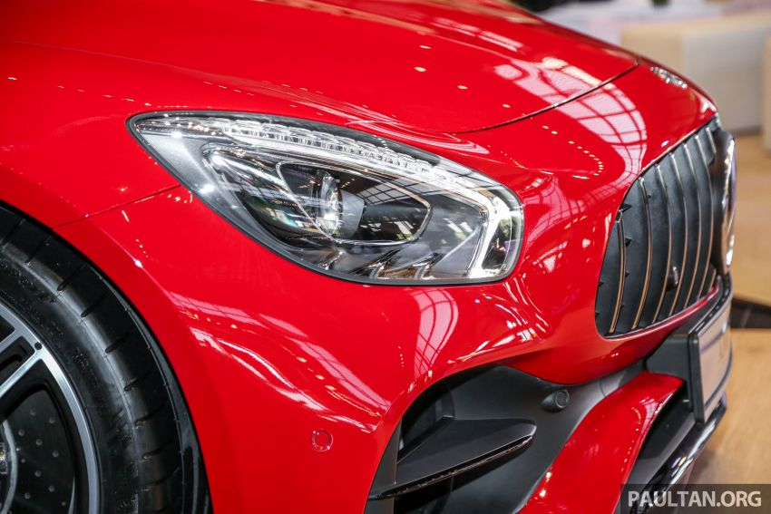 C190 Mercedes-AMG GT C launched in Malaysia – 557 PS, 0-100 km/h in 3.7 seconds, price from RM1.46 mil Image #854408