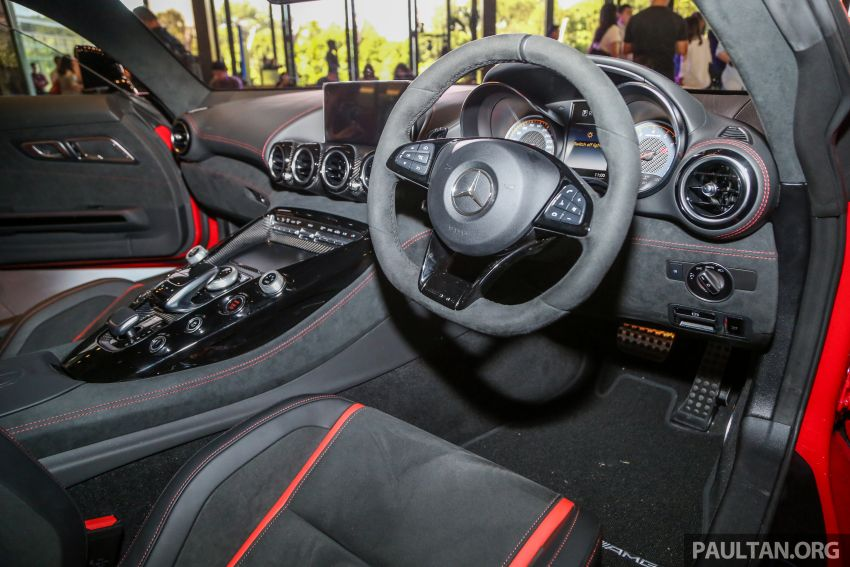 C190 Mercedes-AMG GT C launched in Malaysia – 557 PS, 0-100 km/h in 3.7 seconds, price from RM1.46 mil Image #854524