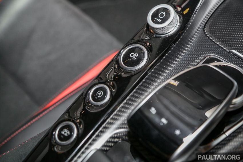 Mercedes-AMG GT C C190 dilancarkan di Malaysia – 557 PS, 0-100 km/j 3.7 saat dan harga dari RM1.46 juta Image #854764