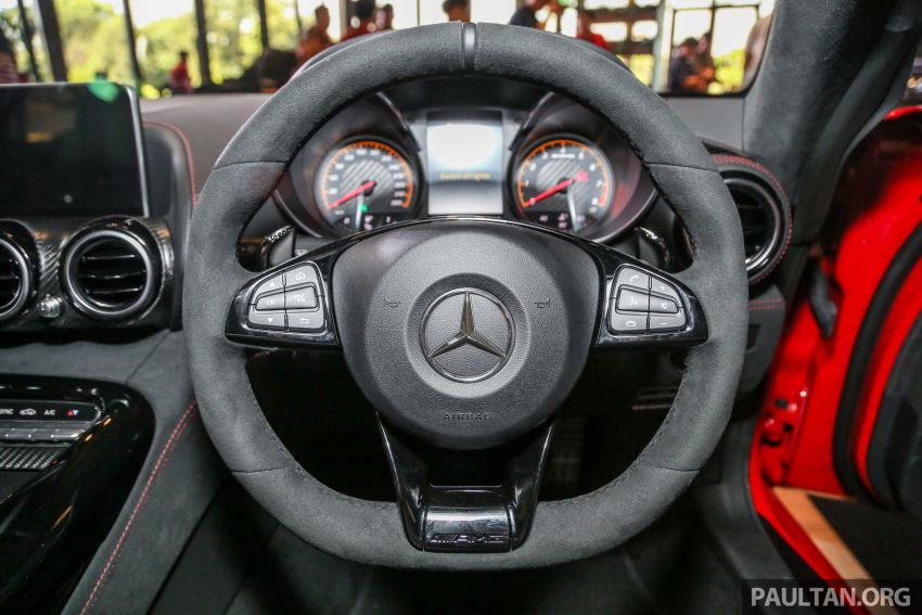 C190 Mercedes-AMG GT C launched in Malaysia – 557 PS, 0-100 km/h in 3.7 seconds, price from RM1.46 mil Image #854531