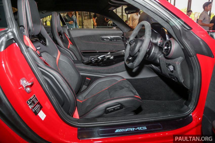 Mercedes-AMG GT C C190 dilancarkan di Malaysia – 557 PS, 0-100 km/j 3.7 saat dan harga dari RM1.46 juta Image #854775