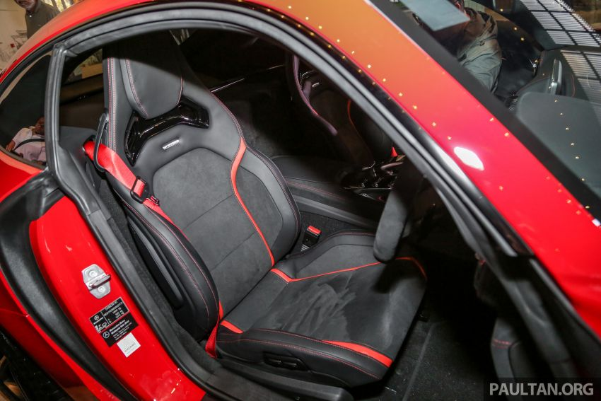 Mercedes-AMG GT C C190 dilancarkan di Malaysia – 557 PS, 0-100 km/j 3.7 saat dan harga dari RM1.46 juta Image #854776