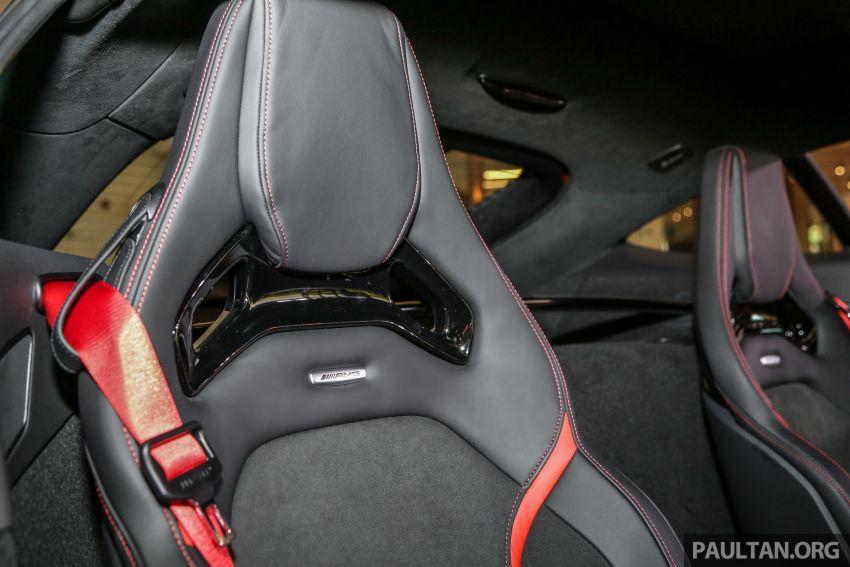 Mercedes-AMG GT C C190 dilancarkan di Malaysia – 557 PS, 0-100 km/j 3.7 saat dan harga dari RM1.46 juta Image #854777