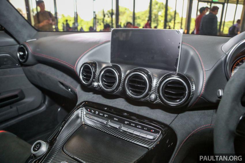 Mercedes-AMG GT C C190 dilancarkan di Malaysia – 557 PS, 0-100 km/j 3.7 saat dan harga dari RM1.46 juta Image #854758