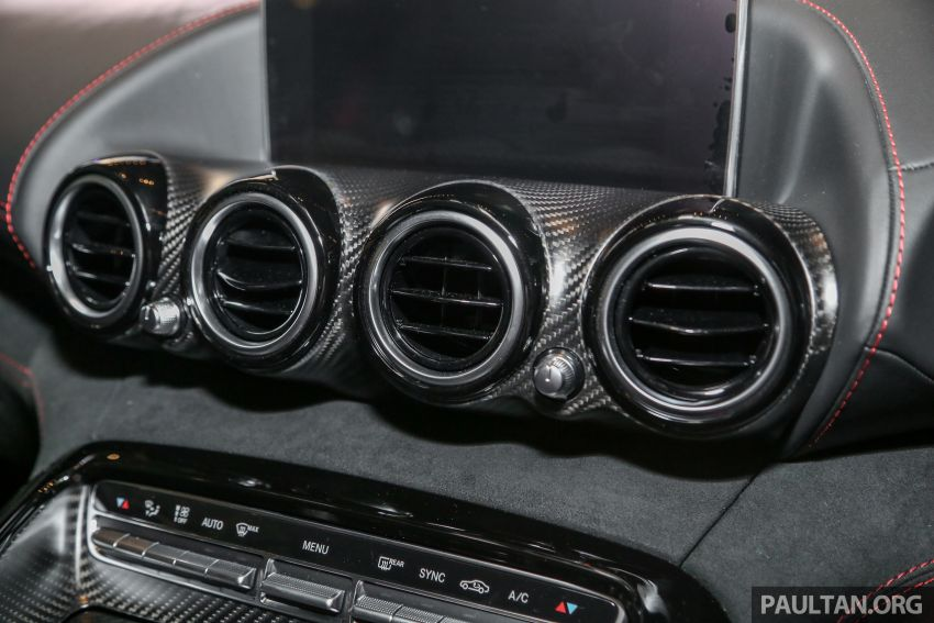 Mercedes-AMG GT C C190 dilancarkan di Malaysia – 557 PS, 0-100 km/j 3.7 saat dan harga dari RM1.46 juta Image #854760