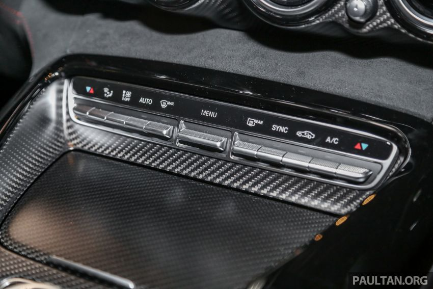 Mercedes-AMG GT C C190 dilancarkan di Malaysia – 557 PS, 0-100 km/j 3.7 saat dan harga dari RM1.46 juta Image #854762