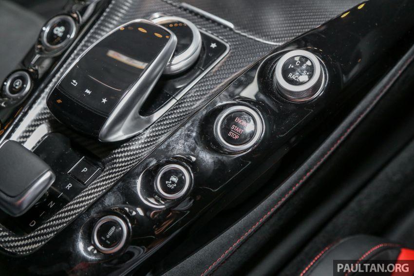 Mercedes-AMG GT C C190 dilancarkan di Malaysia – 557 PS, 0-100 km/j 3.7 saat dan harga dari RM1.46 juta Image #854763