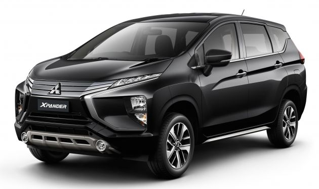 Mitsubishi Xpander MPV Now In Thailand