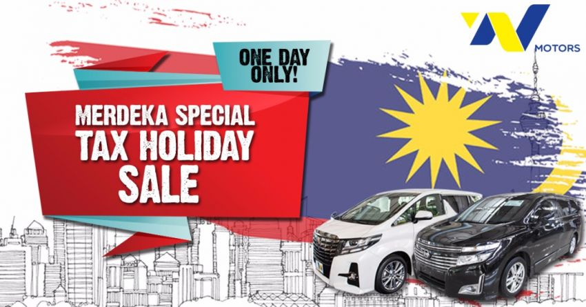 AD: Great deals abound on various models this weekend at Naza Merdeka Weekend Special Image #849626