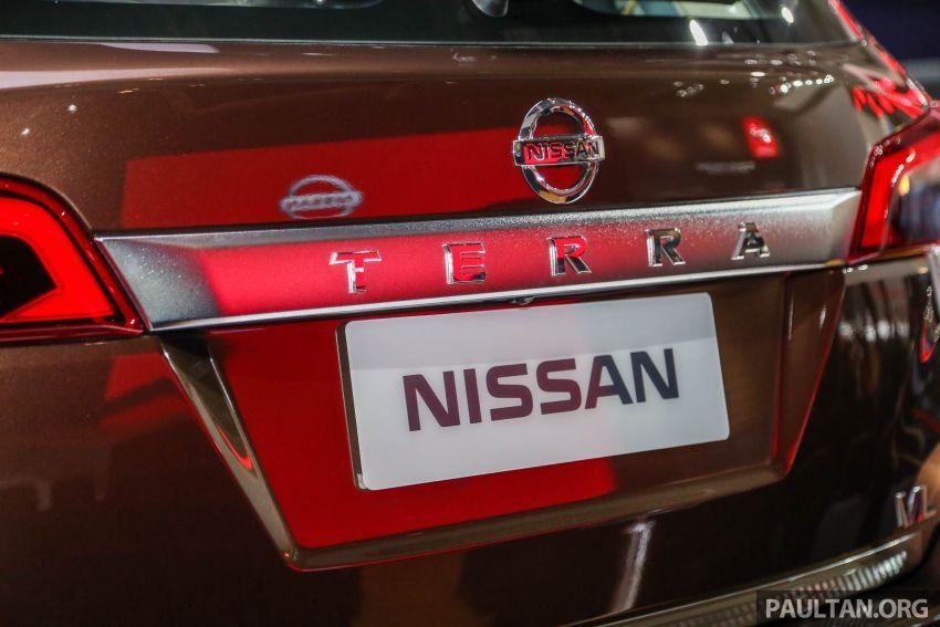 GIIAS 2018: Nissan Terra – Navara-based 7-seat SUV Image #846096