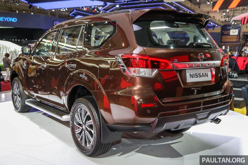 GIIAS 2018: Nissan Terra mendarat di pasaran Indonesia – 'Navara' dengan tujuh-tempat duduk Image #846340
