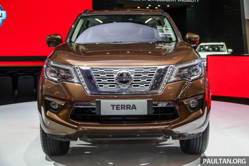 GIIAS 2018: Nissan Terra – Navara-based 7-seat SUV Image #846087
