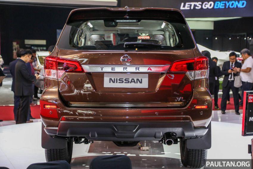 GIIAS 2018: Nissan Terra – Navara-based 7-seat SUV Image #846088