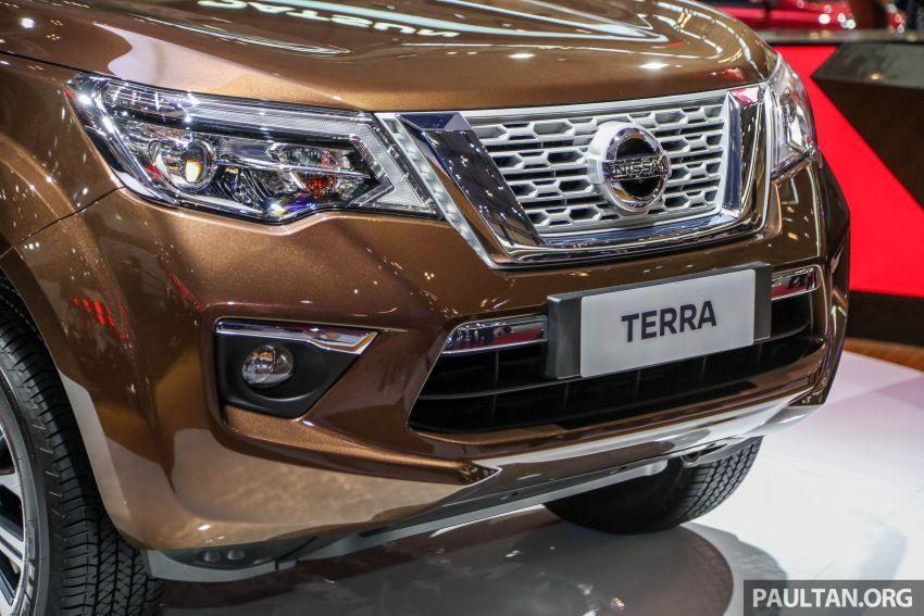 GIIAS 2018: Nissan Terra – Navara-based 7-seat SUV Image #846090