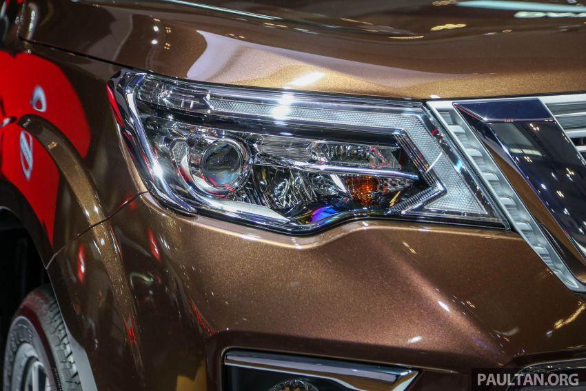 GIIAS 2018: Nissan Terra – Navara-based 7-seat SUV Image #846091