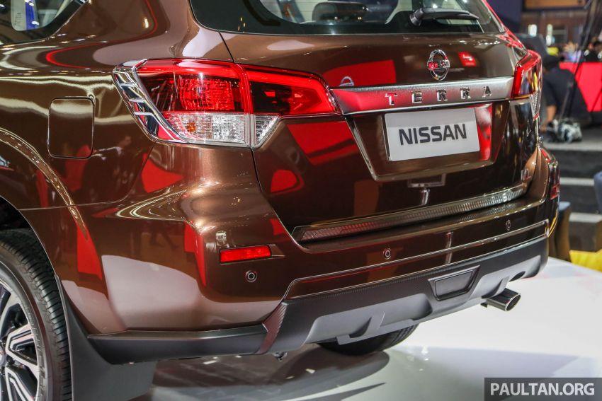 GIIAS 2018: Nissan Terra – Navara-based 7-seat SUV Image #846094