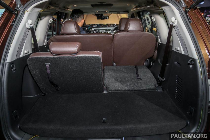 GIIAS 2018: Nissan Terra – Navara-based 7-seat SUV Image #846182