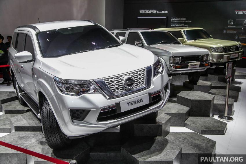 GIIAS 2018: Nissan Terra – Navara-based 7-seat SUV Image #846184